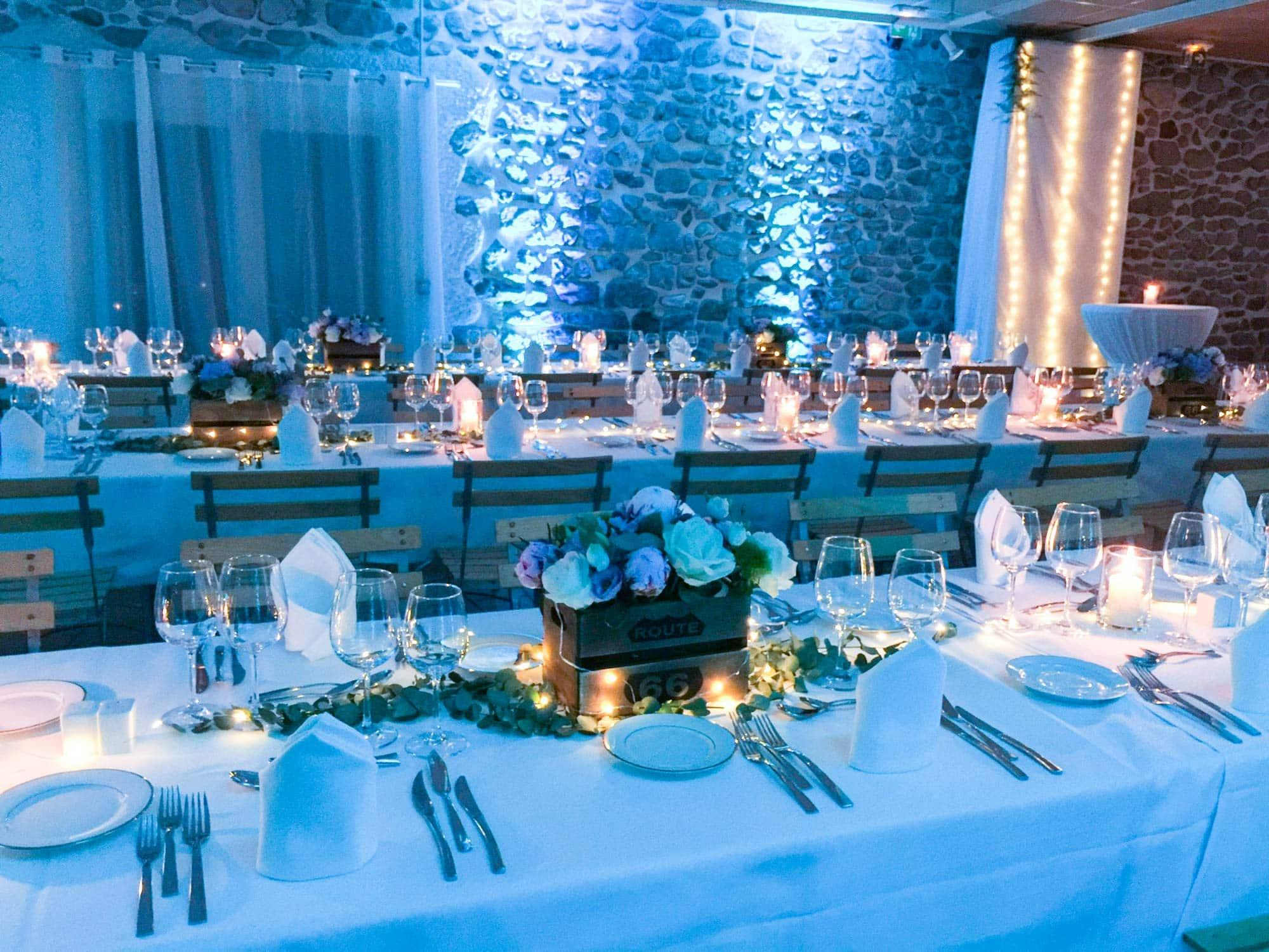 décoration mariage Biarritz - 2