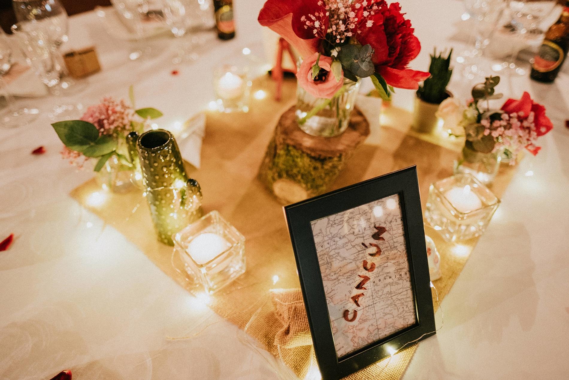 Decoration de mariage theme voyage vintage d coratrice for Decoration voyage