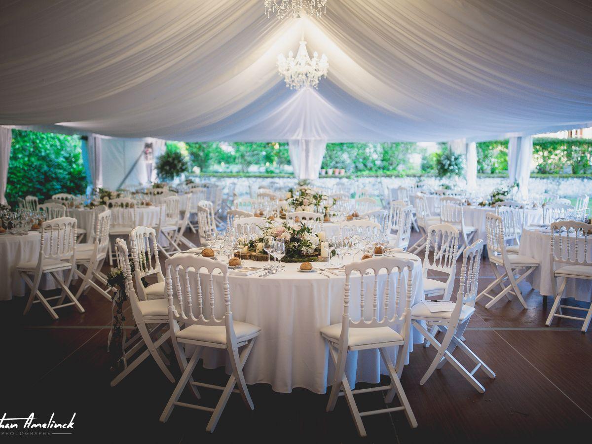Décoration de mariage aurelie nicolas nature elegance - 14