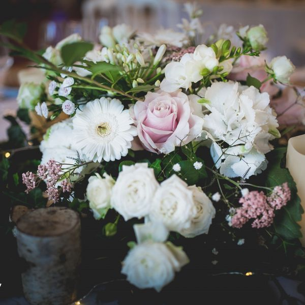 Décoration de mariage aurelie nicolas nature elegance - 24