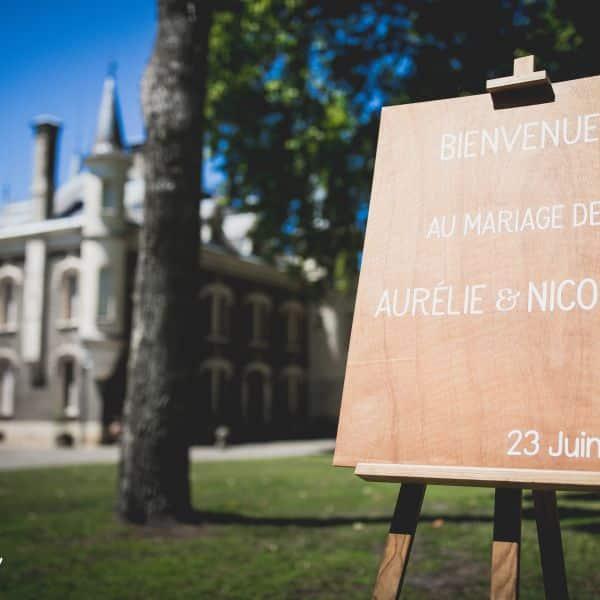 Décoratrice de mariage aurelie nicolas nature elegance - 7