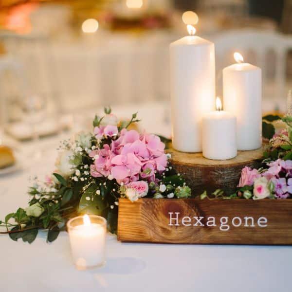prestations décoration de mariage