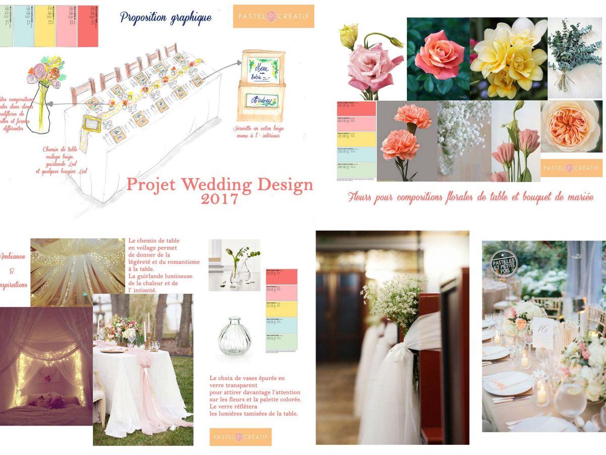 pastel creatif wedding designer 2016 - 4