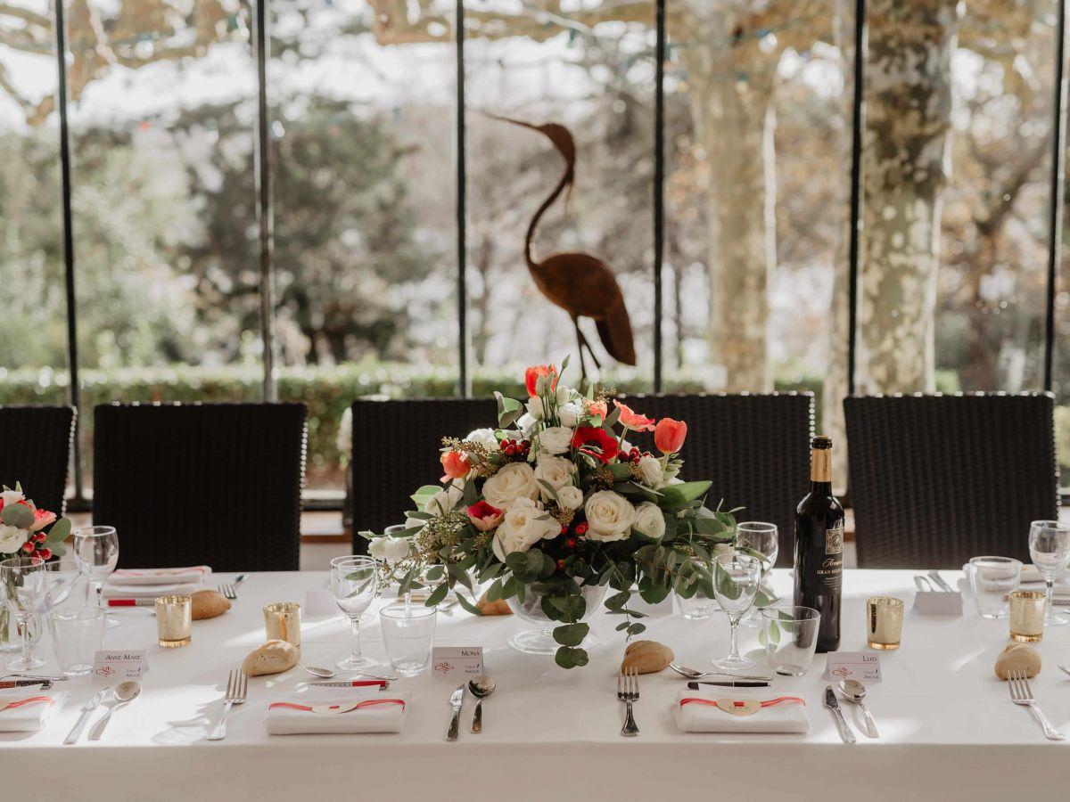 Photographie de mariage au domaine Larbéou