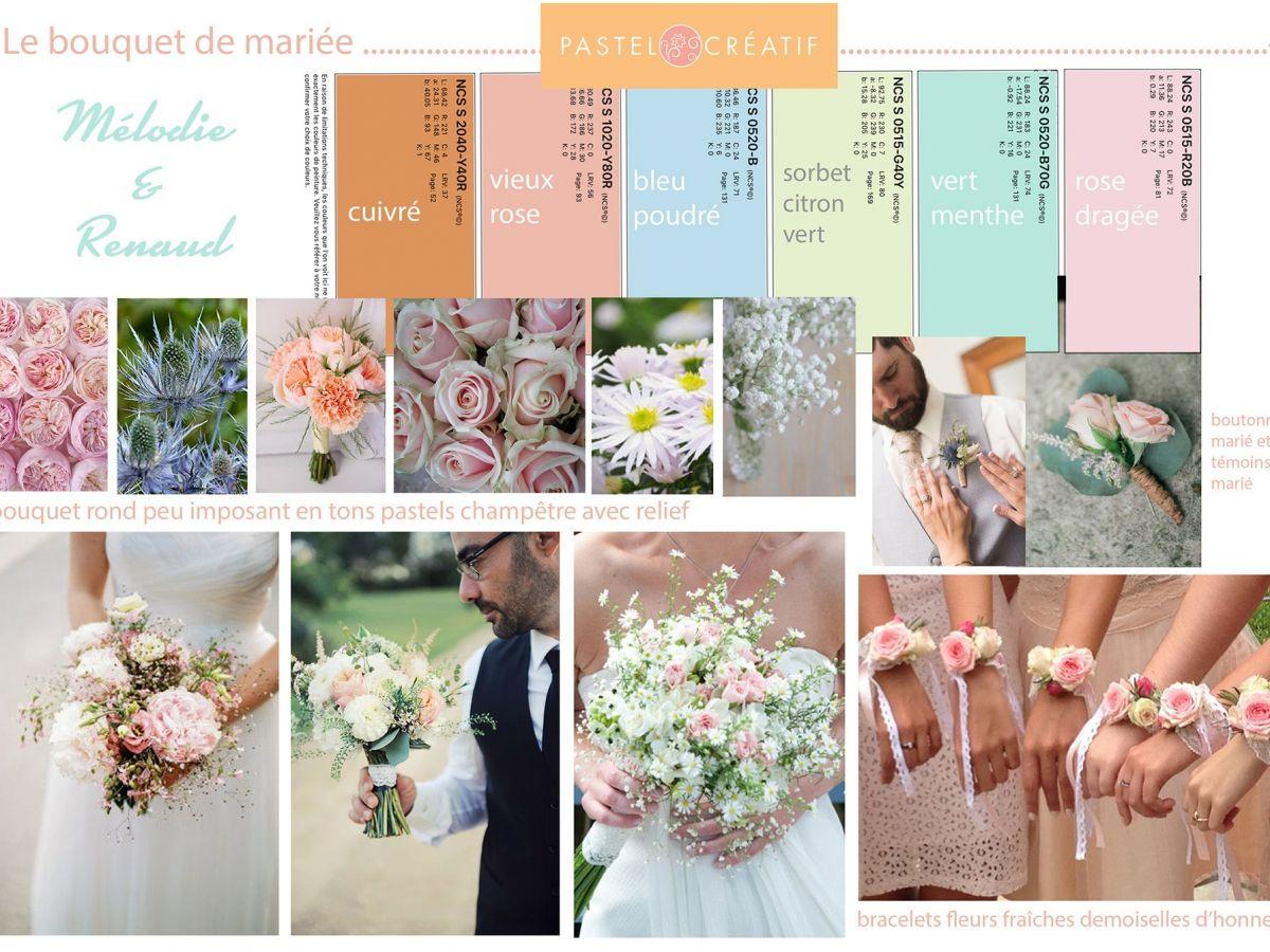 planche d inspiration mariage wedding designer