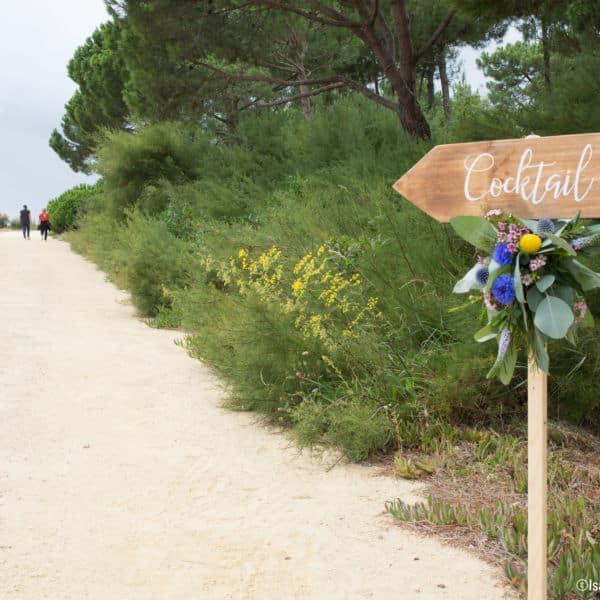 Décoration mariage, La Cabane Bartherotte Cap-Ferret-15