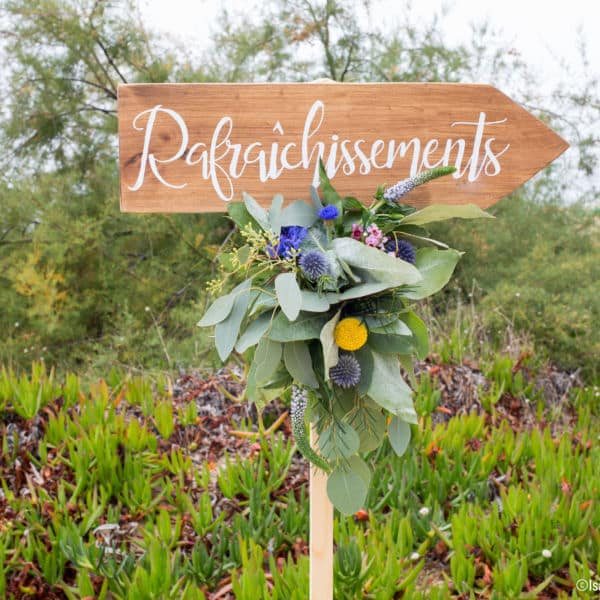 Décoration mariage, La Cabane Bartherotte Cap-Ferret-21