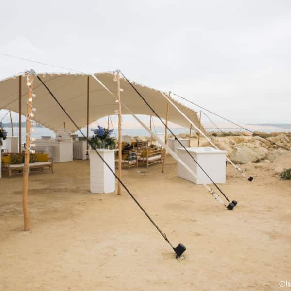 Décoration de mariage, La Cabane Bartherotte Cap-Ferret-4