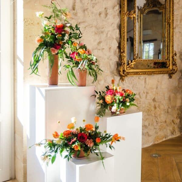 Mariage au Château Gassies, Bordeaux